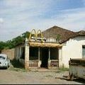 McDonalds no interior