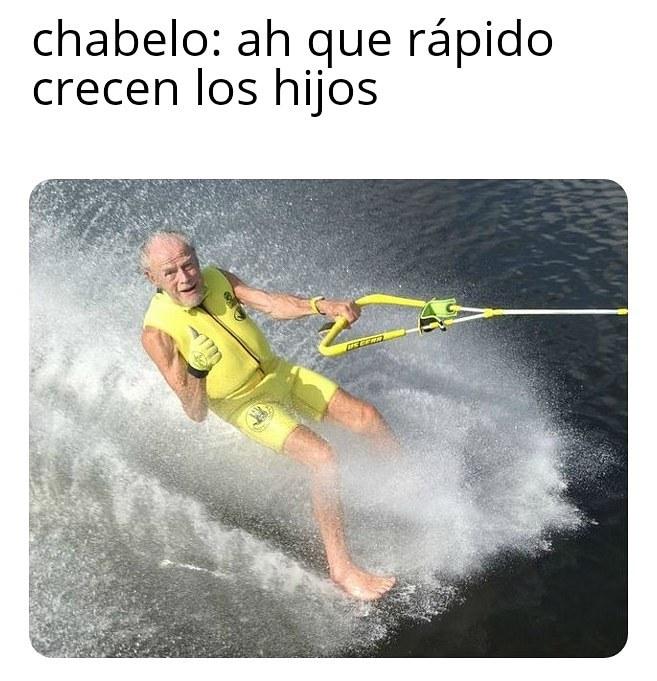 Chabelo xd - meme