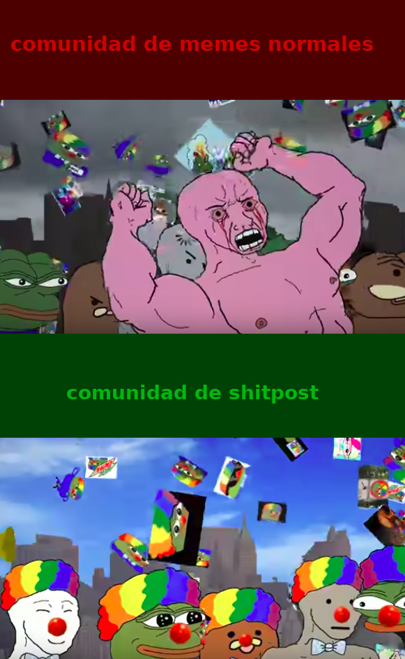 honk honk amo a mi comunidad - meme