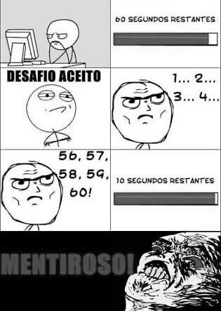 Mentiroso! - meme