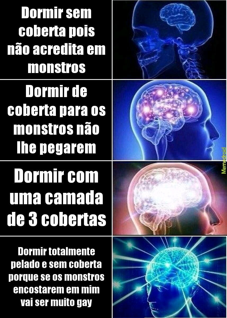 Muito gay - meme