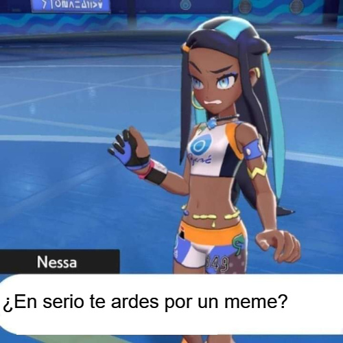 España in a nutshell - meme