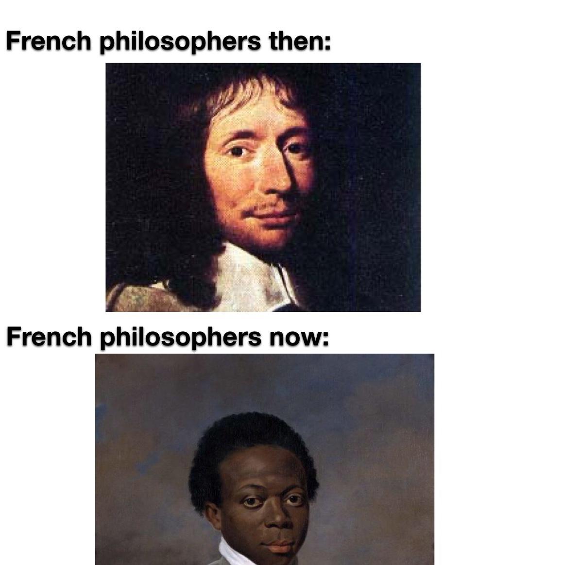 any white left in France? - meme