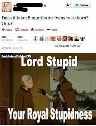 Lord Stupid - meme