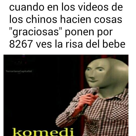 Komedi - meme