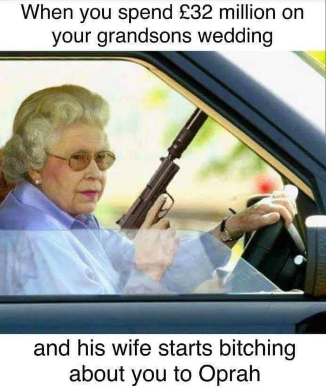 Watch out! - meme