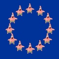 Turn the EU flag into a meme