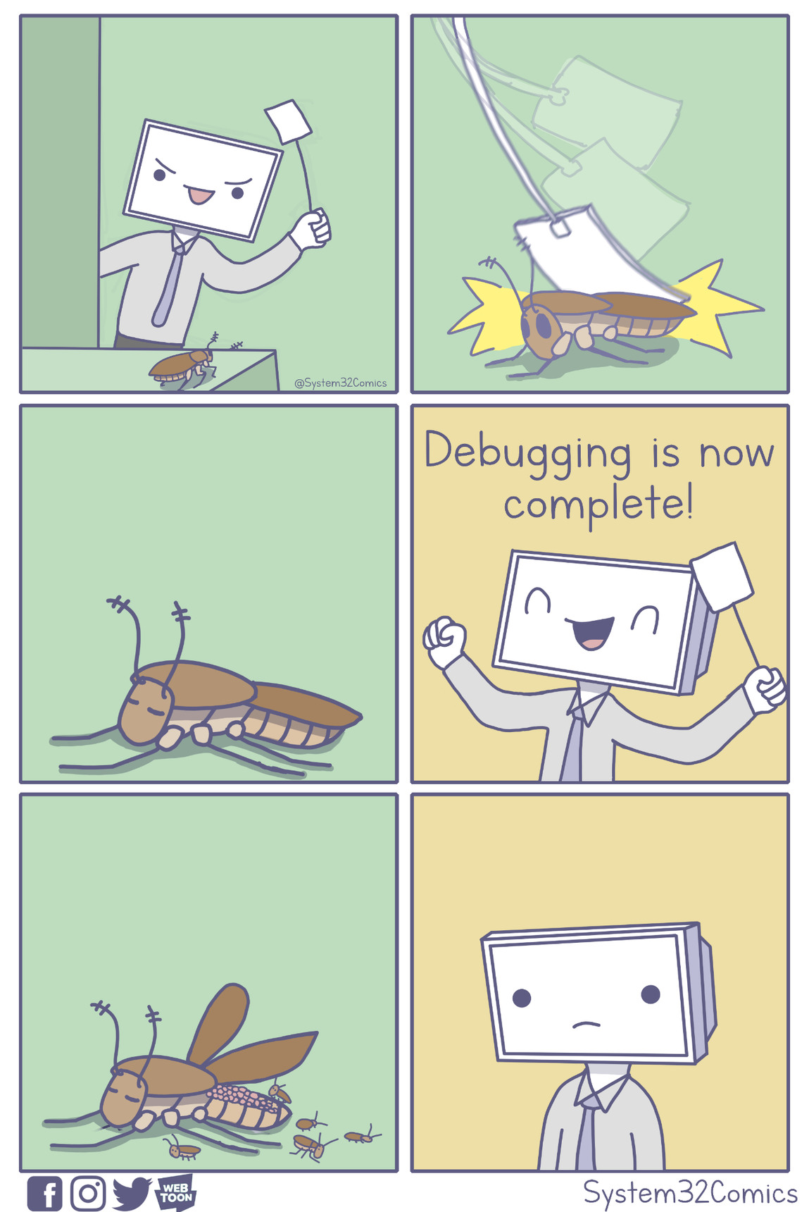 Debugging [OC] - meme