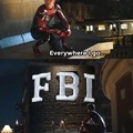 *knock knock knock* FBI OPEN UP!