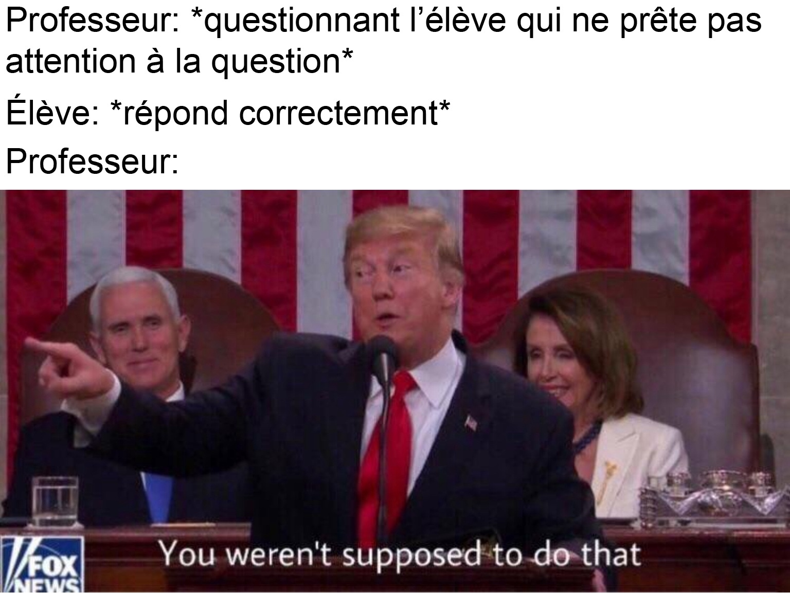 retournement de situation - meme