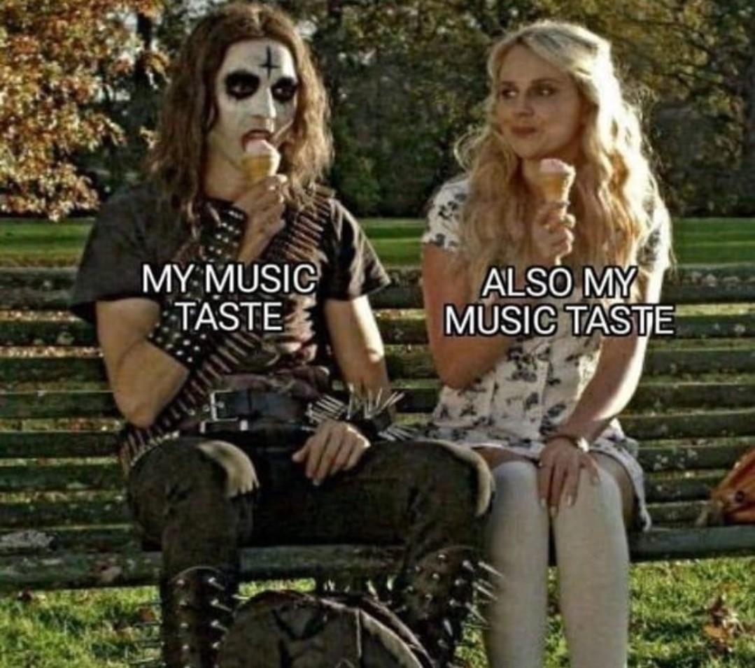 Taste - meme
