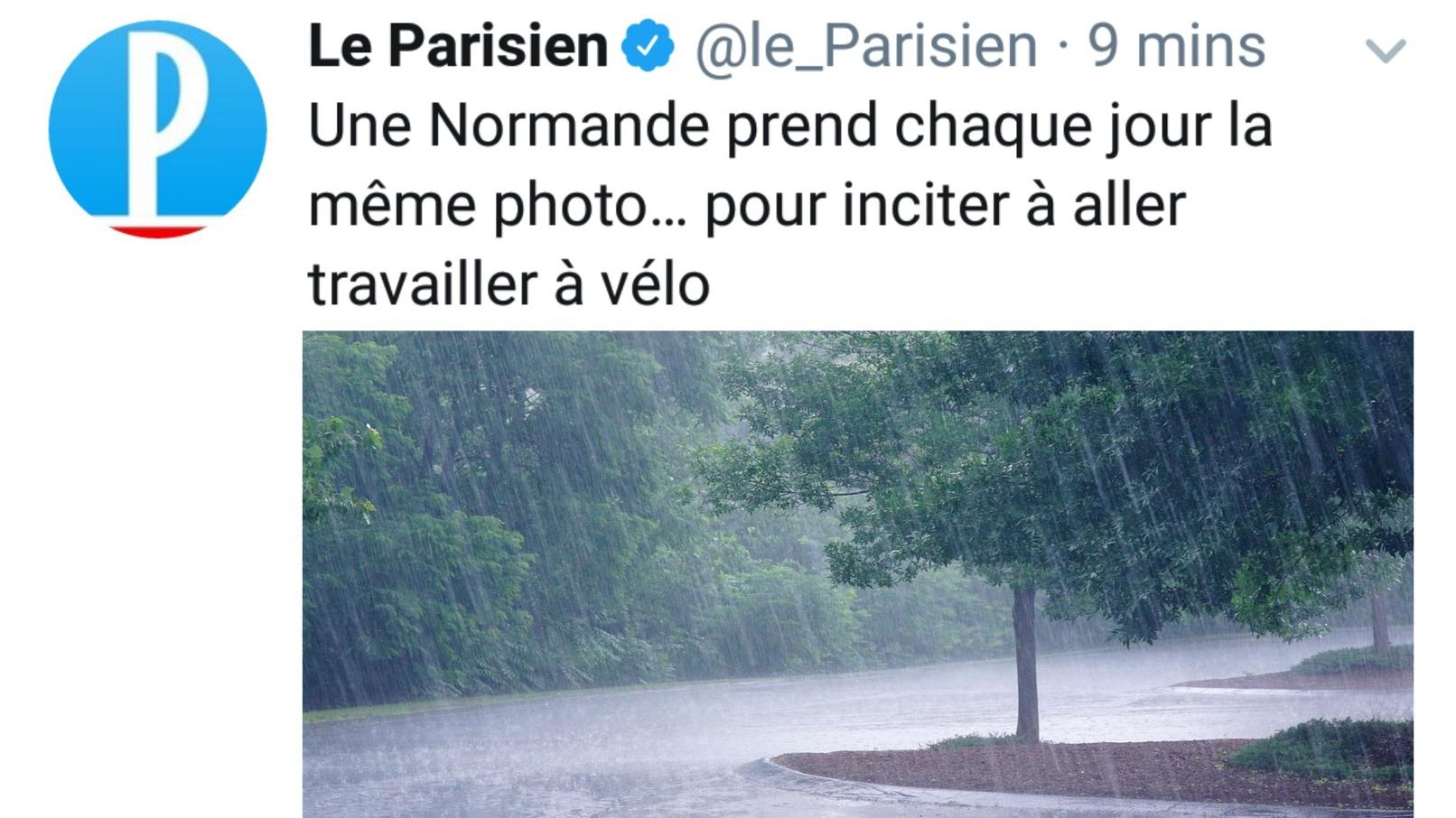 """""""...Toujours autant d'pluie chez moi Mais il fait quand même beau, il fait beau..."""" - meme"""