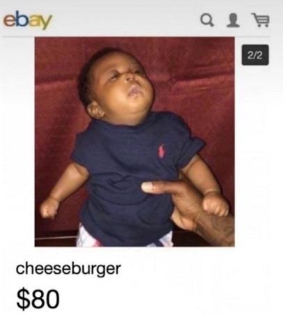 cheeseburger - meme