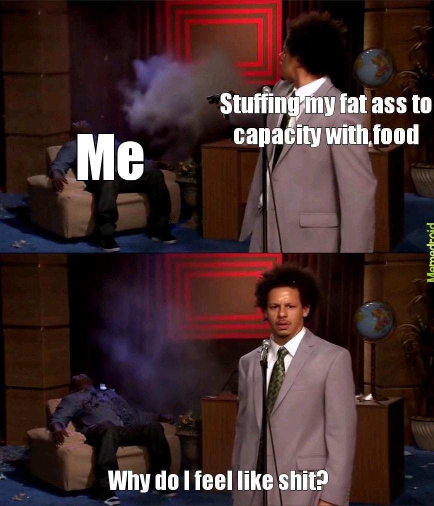Big jerk - meme