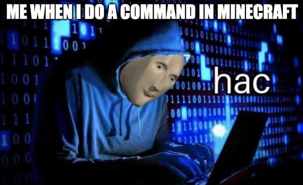 Hack.exe - meme