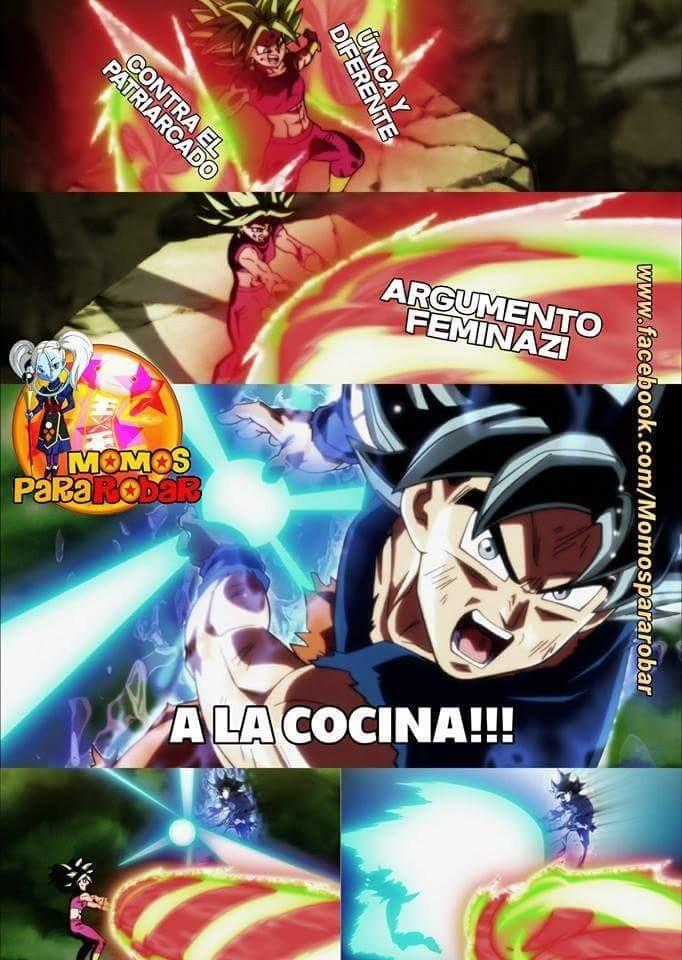 A la cocinaaaaaa - meme