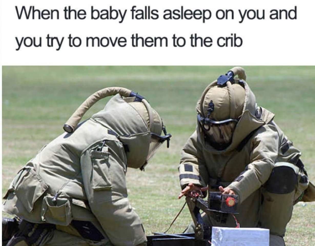 Be very fuckin careful - meme
