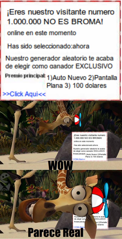 """""""NO ES BROMA"""" - meme"""