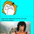 Rambo mito