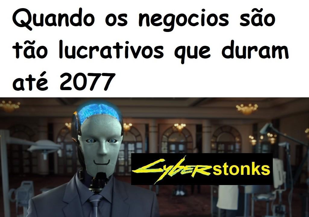 Agiotas Cibernéticos - meme