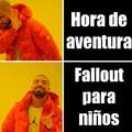 Fallout para niños