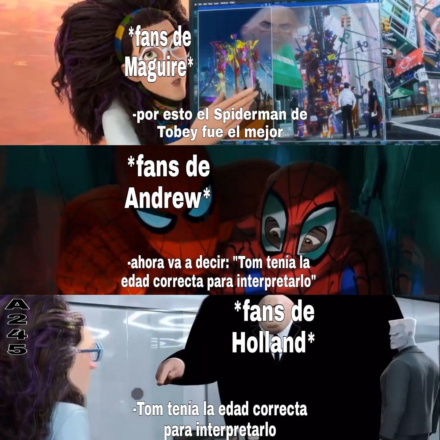 Fans - meme