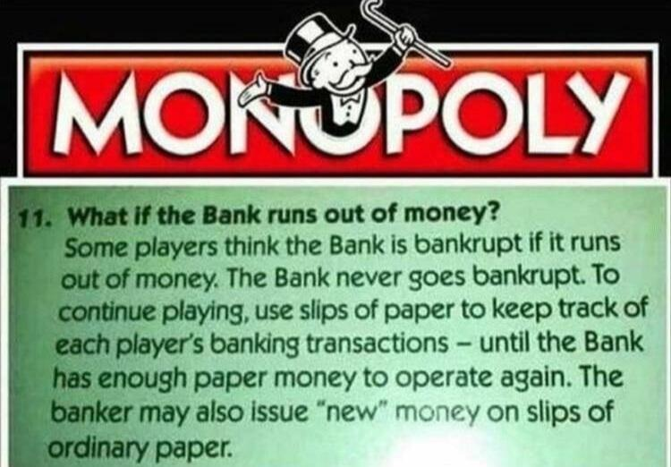Federal Reserve - meme