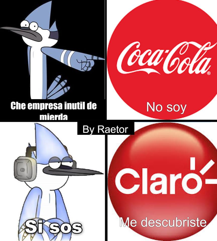 Claro Insulta Youtubers Y Los De Claro No Hacen Casi nada - meme