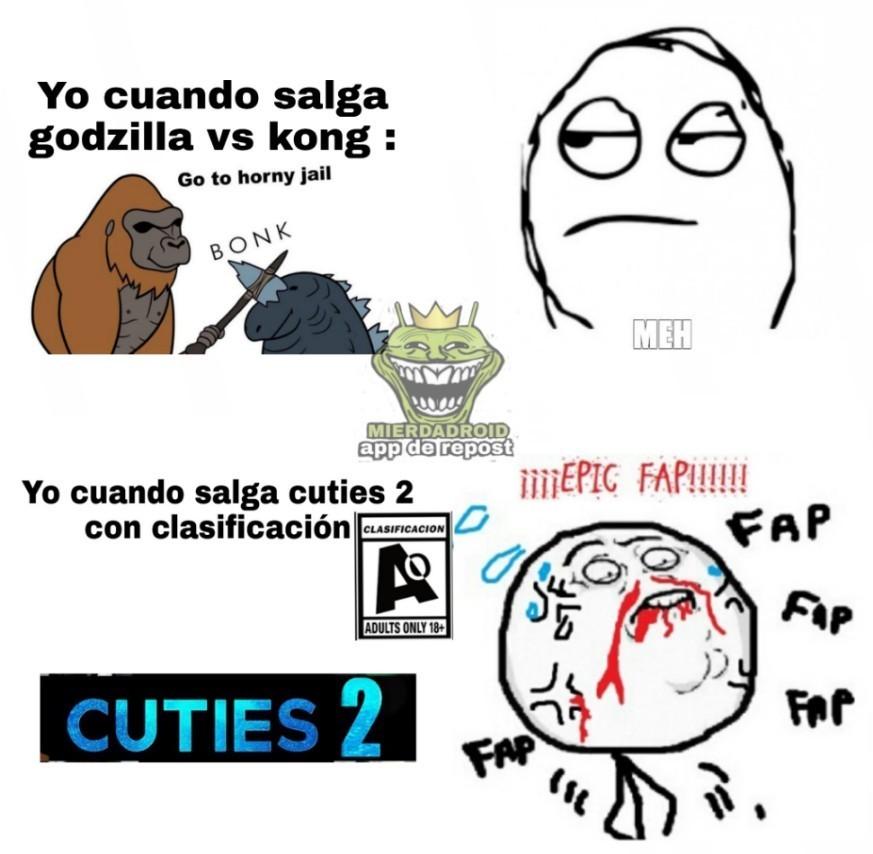 Cuties 2 :sweet: - meme
