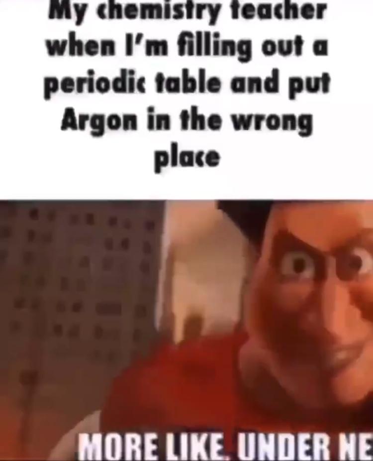 under ne - meme