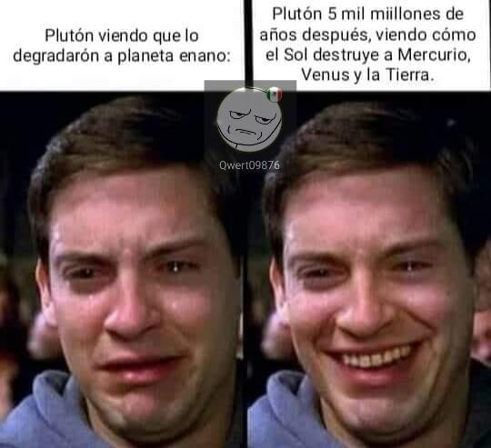 Pluton - meme