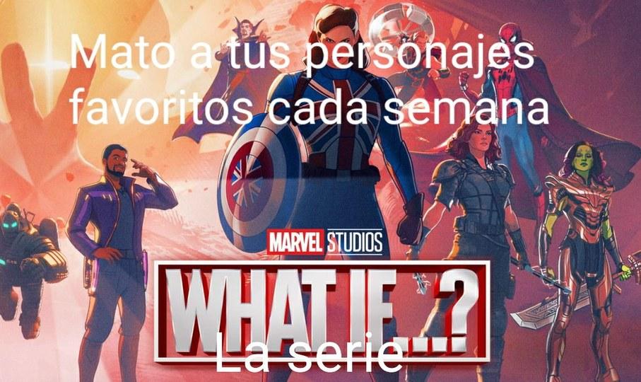 What if: existe  El autor de este meme: stonks