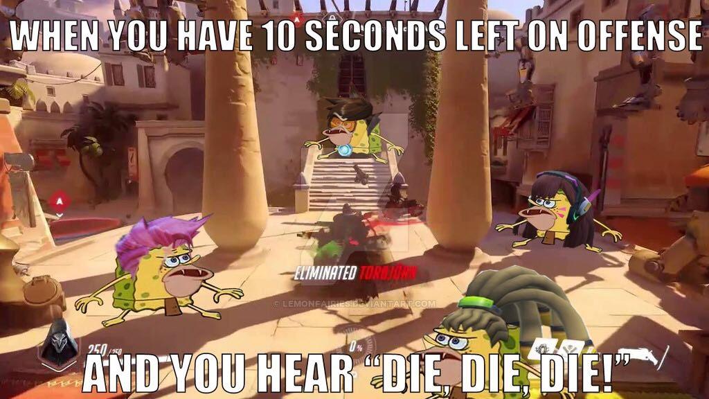 Ogerwatch - meme