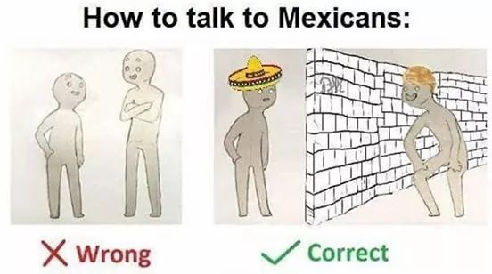 *Laughs in mexican* - meme