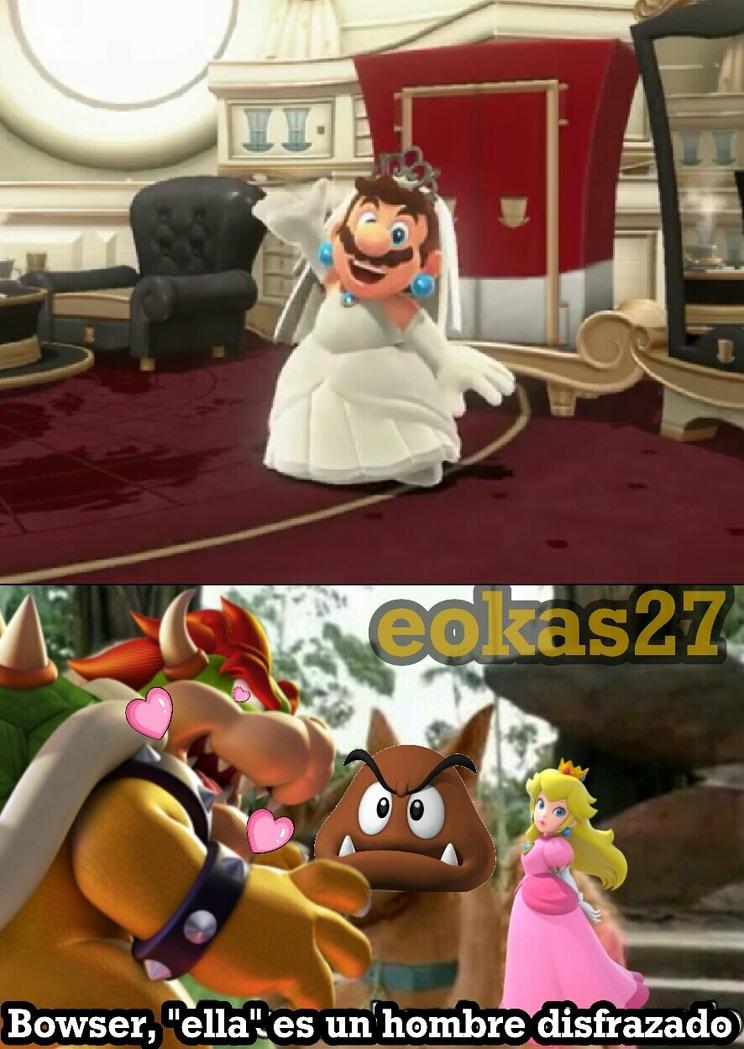 Los traps de Nintendo xd - meme