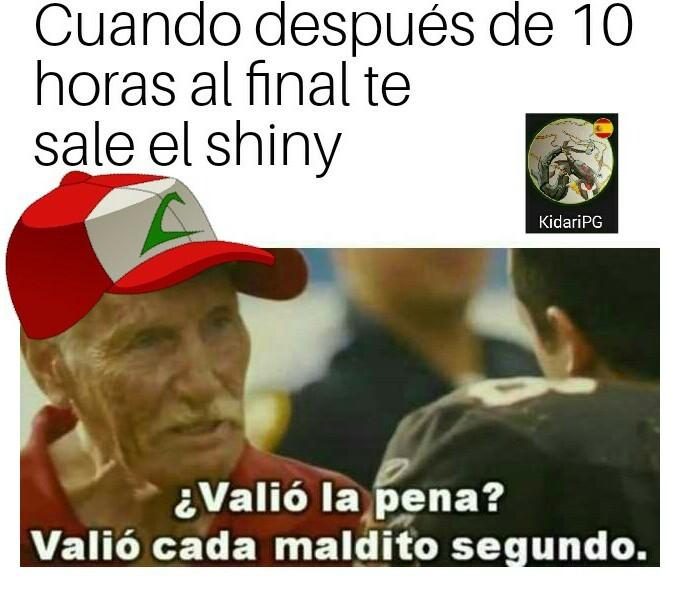 Llevo mas de 10 - meme
