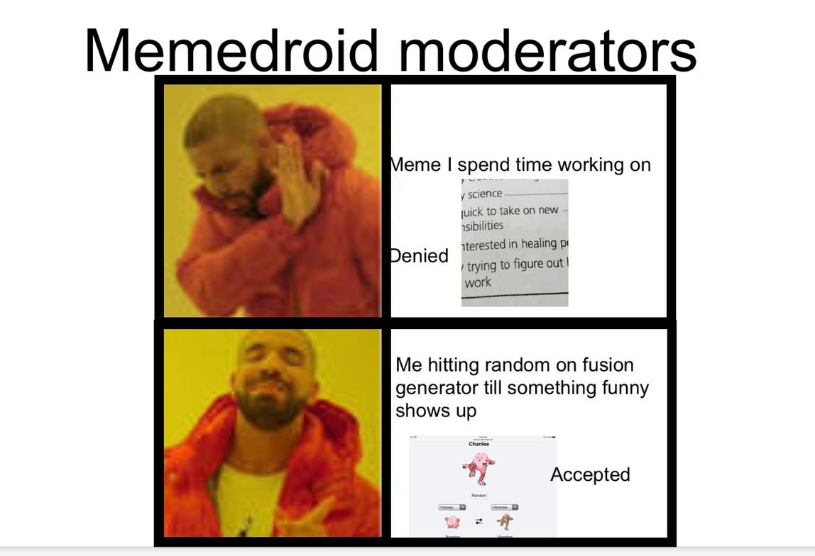 10/10 moderation - meme