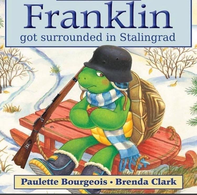 Franklin - meme
