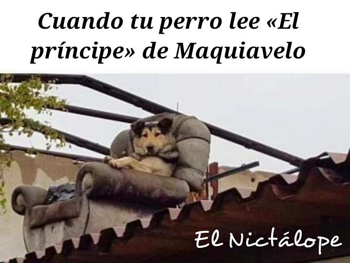 El Príncipe - meme