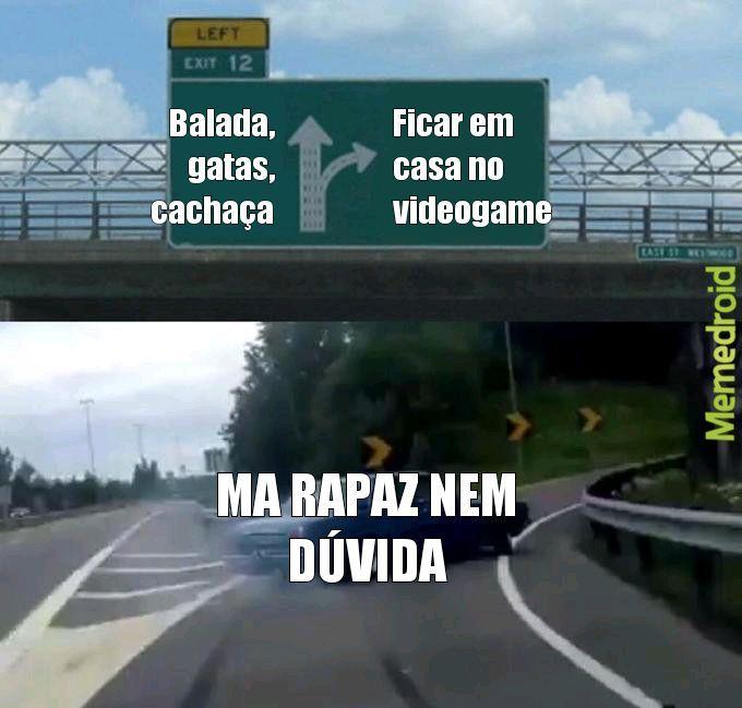 MINHA VIDA - meme