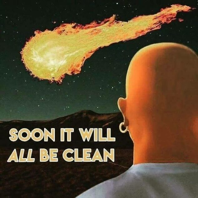 Mr Clean to save the day - meme