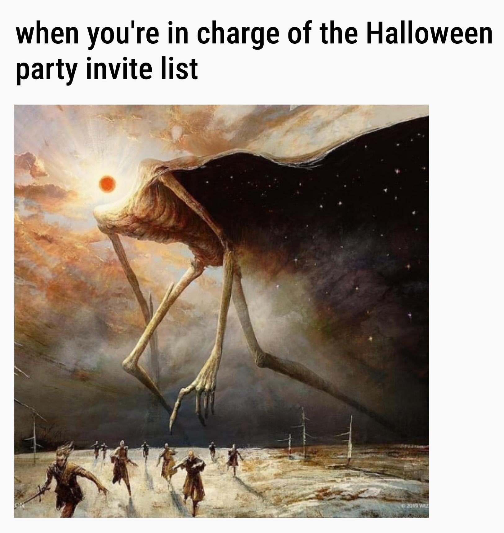 RSVP - meme