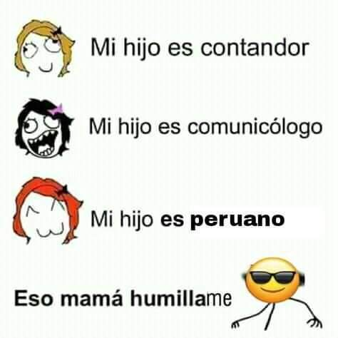 Ok peruano. - meme