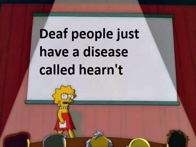 hearn't - meme