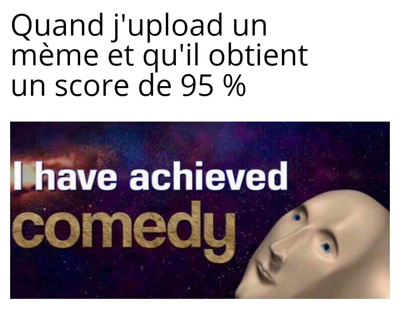Vrai - meme