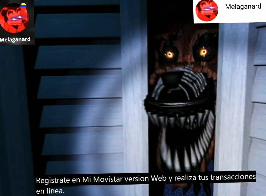 Soy de Movistar y siempre te mandan mensajes asi - meme