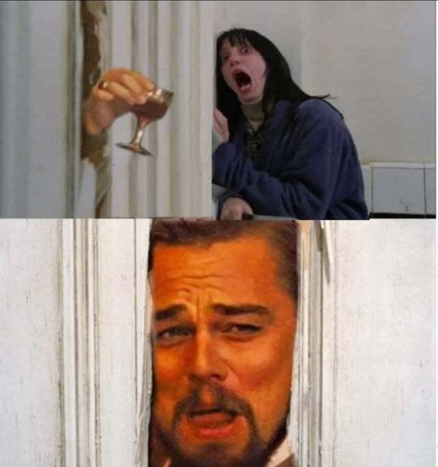 Heres.....LEO - meme