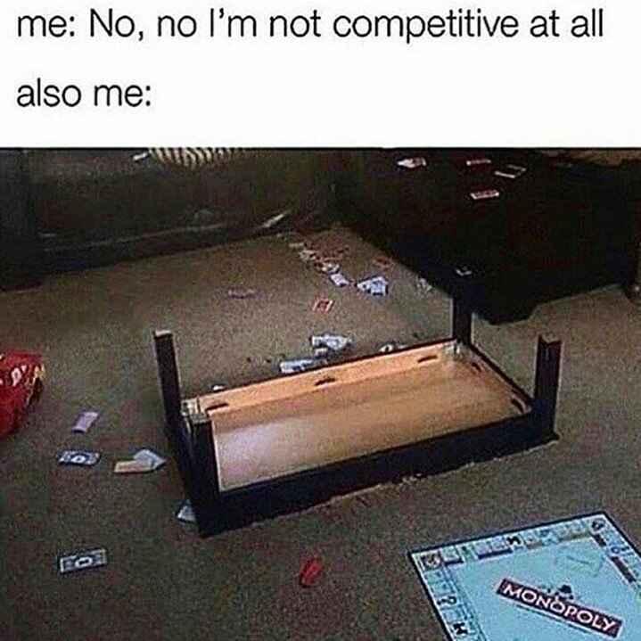 *flips table* - meme