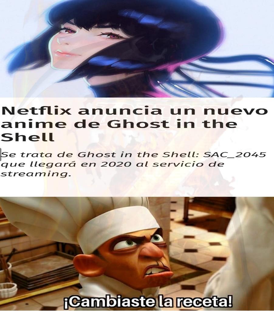 Netflix la caga - meme