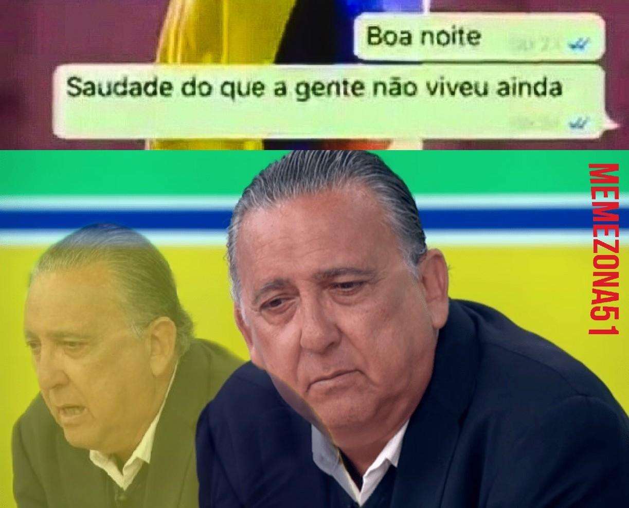 #aposentagalvão - meme